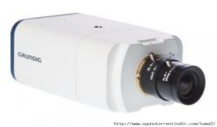 5 Megapixel Full HD CMOS Sabit IP Kamera