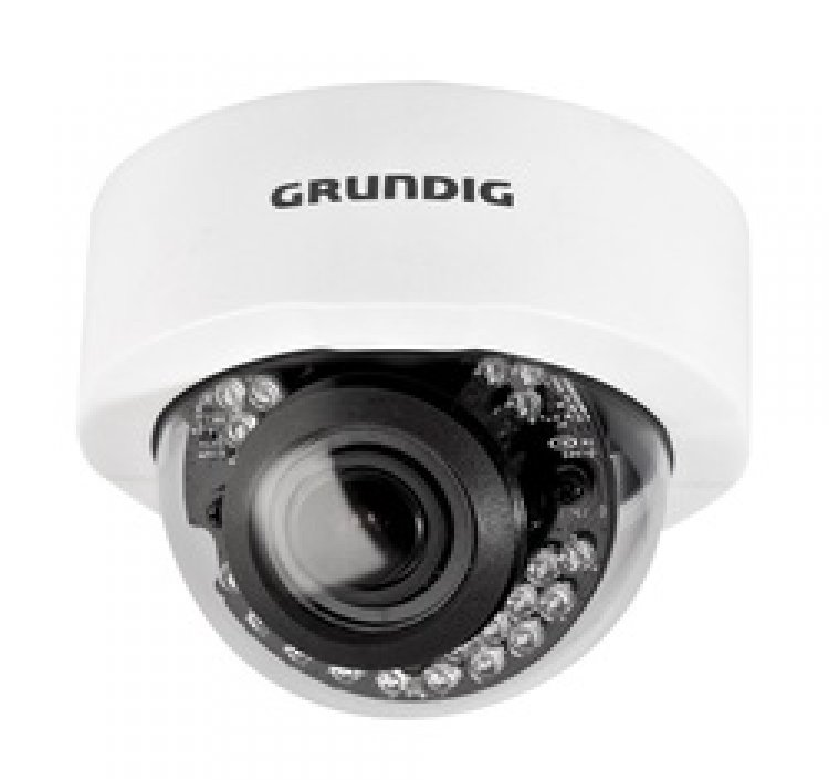 GCI-F0676D 3 Megapiksel Full HD Dahili Dome IP Kamera