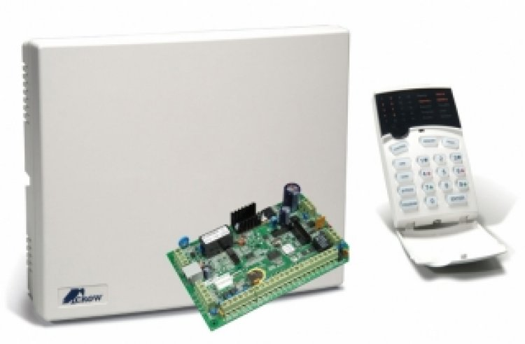RUNNER 4/8 PANEL + LED KEYPAD